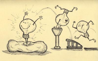 Idea Vault Illustration