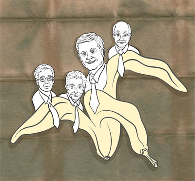Political Compost Illustration