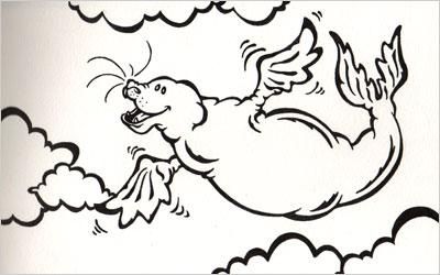 Flipper Flap
