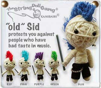 """Old"" Sid: Stringdoll by Kamibashi"