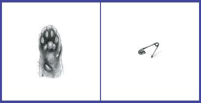 Drawings by Alltaglich (Megan E. Bluhm Foldenauer)