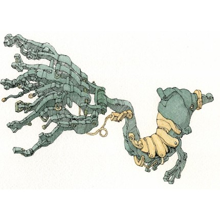 Sea Monster by MattiasA