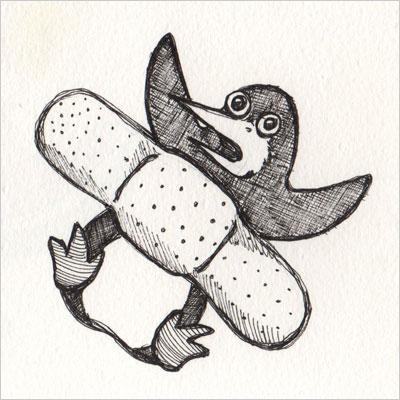 Penguin Adhesive