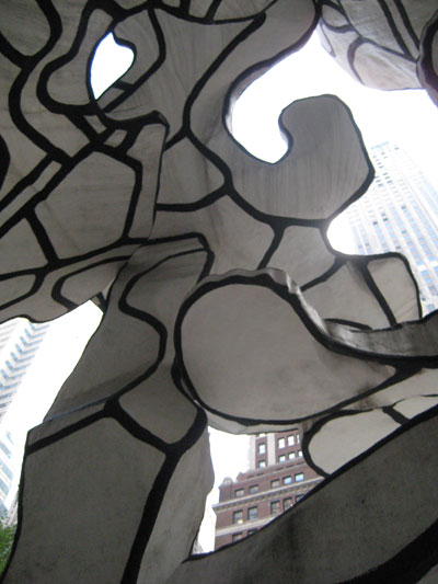 Black & White in NYC III