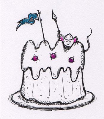 Dessert Fortress