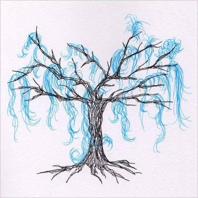 Hair Tree