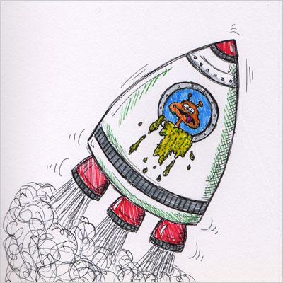 Rocket Barf