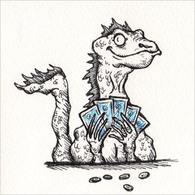 Card Lizard