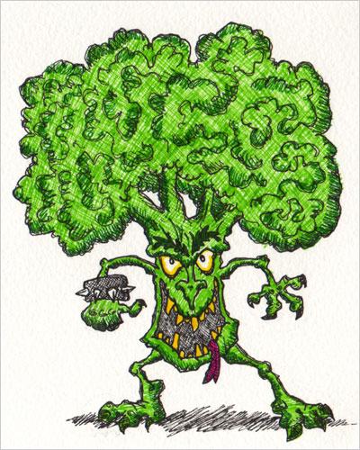 Greenie Meanie