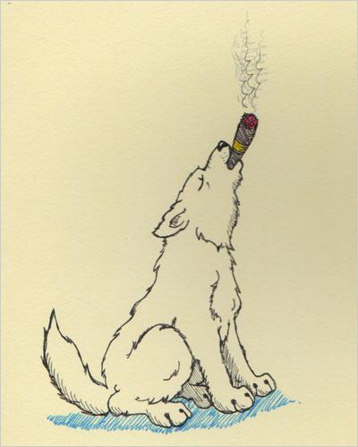 Coyote Smoke