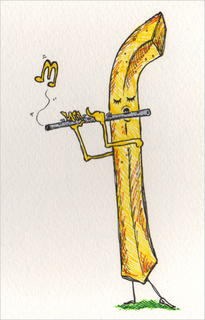 Flute Fry