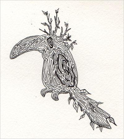 Wood Fowl