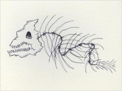 Wire Spine