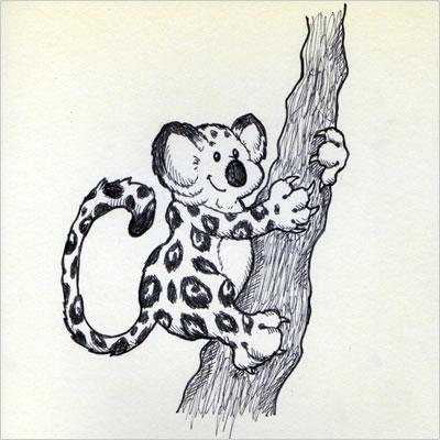 Koalapard