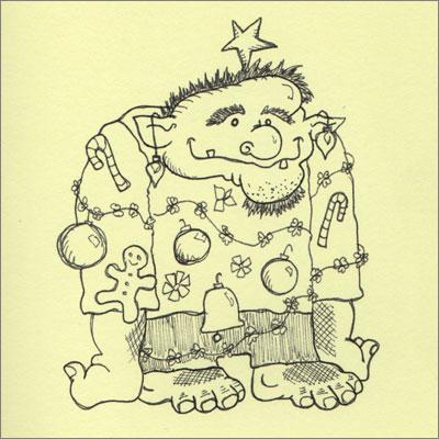 Ornament Ogre