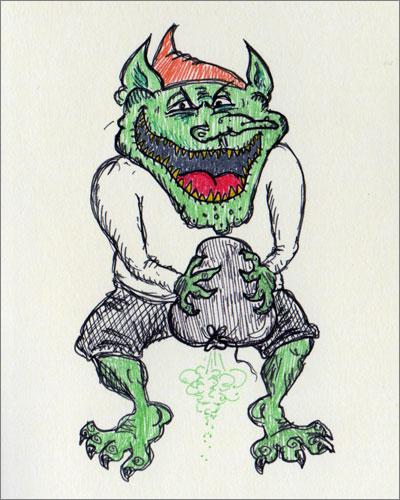 Fart Goblin
