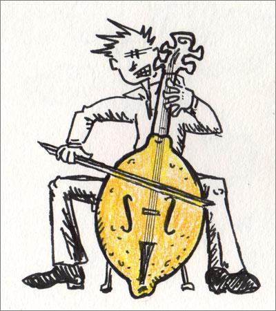 Lemon Cello