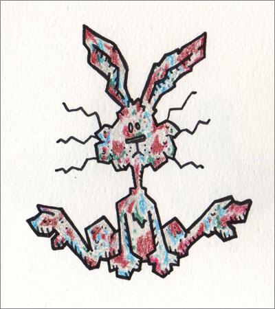 Rust Bunny