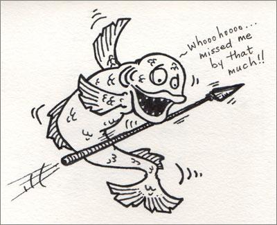 Fish Deke