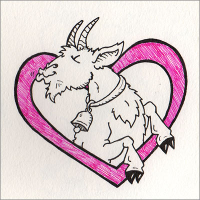 Goat Pucker