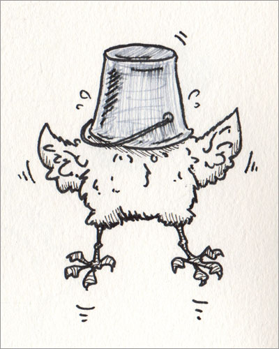 Poultry Bucket