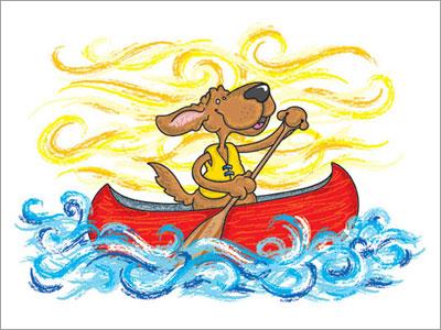 Dog Paddle